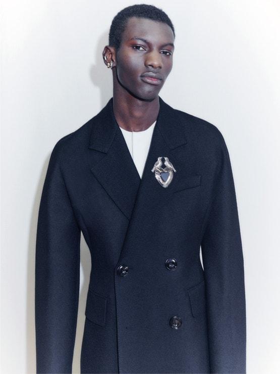 Alexander McQueen Menswear podzim-zima 2021