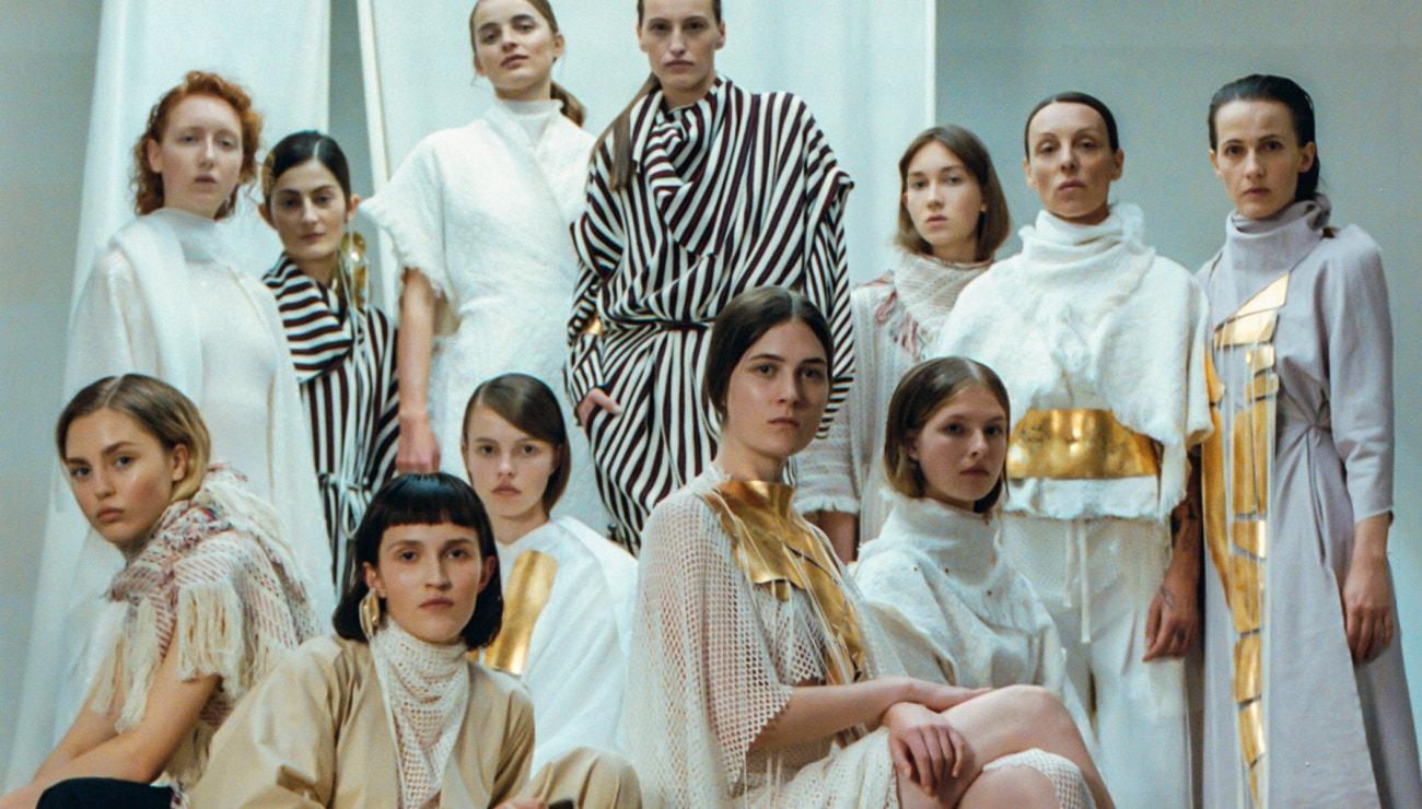 Behind the scenes: módní experiment Jakuba Polanky