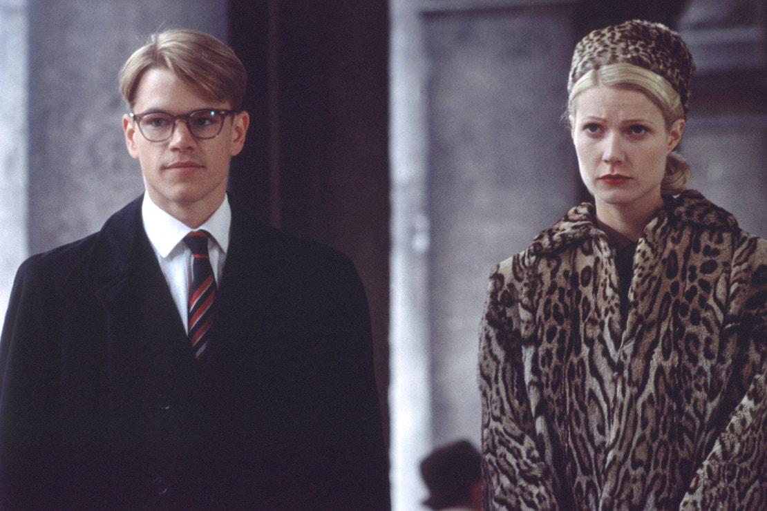 Z filmu Talentovaný pan Ripley (1999)