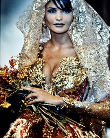 Nejkrásnější svatební šaty Dior
