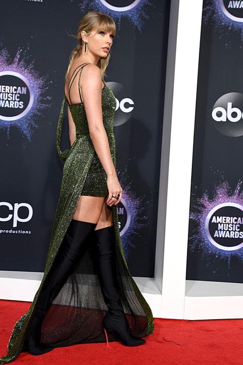 Taylor Swift na American Music Awards, 2019