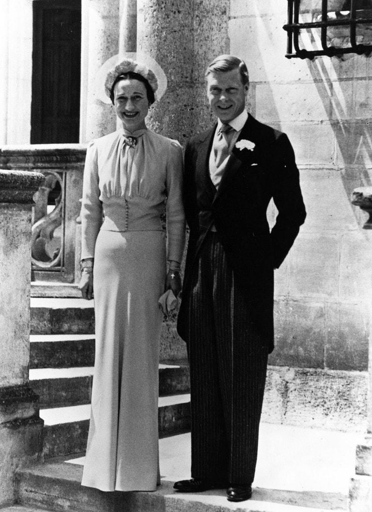 Bývalý král Eduard VIII. a Wallis Simpson, 1937