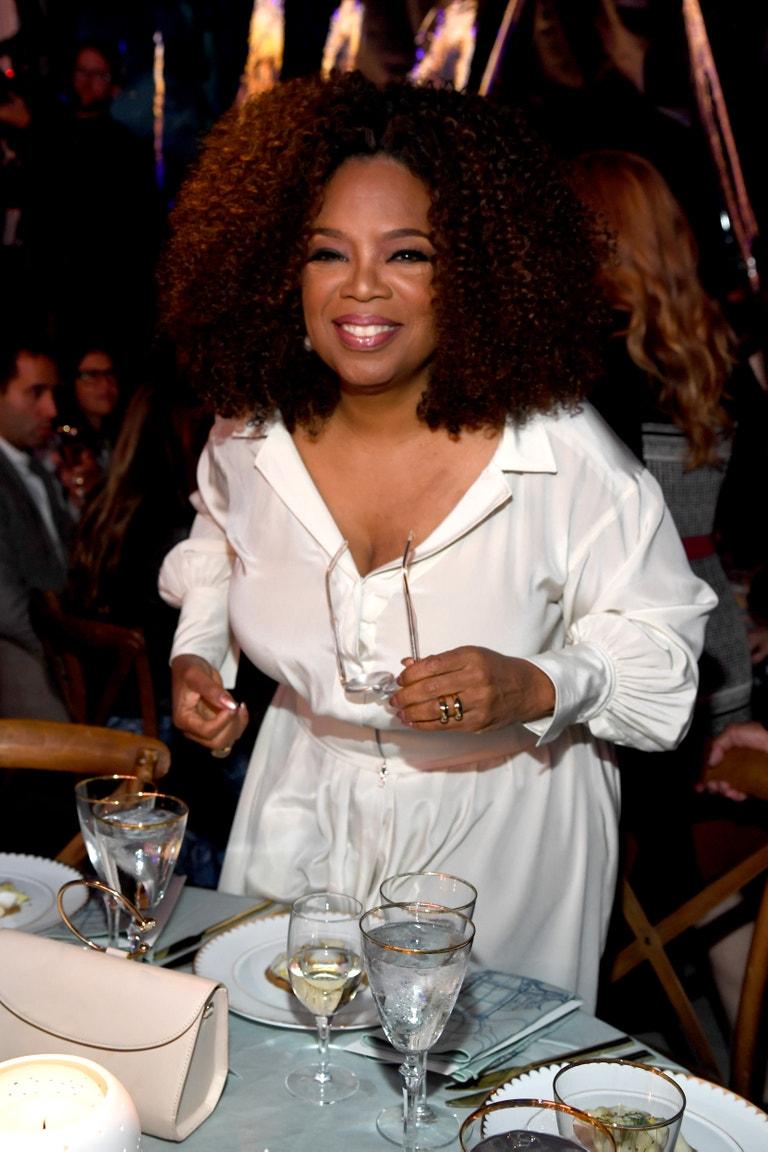 Oprah Winfreay, narozena 29. ledna
