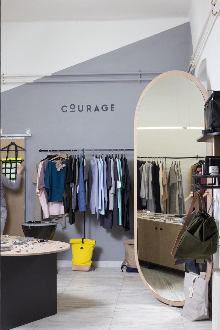 Courage, Soudní 1, Zlín