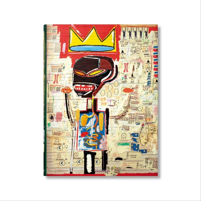 Kniha Brilliant Basquiat, Hans Werner Holzwarth a Eleanor Nairne (prodává Taschen), 150 €