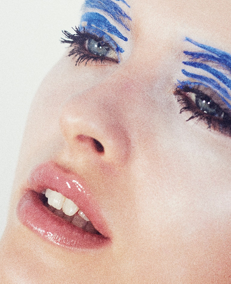 Fransiska Paula pro Vogue Czechoslovakia