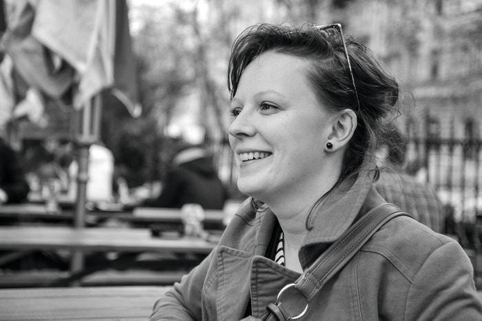 Bára Mišíková (34 let), herečka, dcera Vladimíra Mišíka.