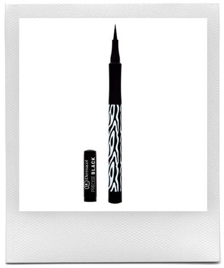 Oční linky Precise Black Eyeliner, Dermacol, prodává Douglas, 99 Kč