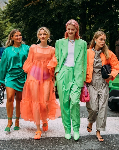 To nejlepší z kodaňského týdne módy: budoucnost je #ScandiStyle