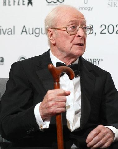 Michael Caine odstartoval 55. ročník filmového festivalu ve Varech