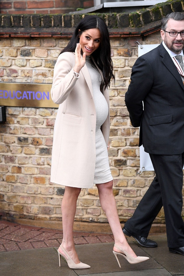 Meghan, vévodkyně ze Sussexu, Mayhew Animal Welfare Charity, Londýn, leden 2019 Autor: Karwai Tang/WireImage/Getty Images