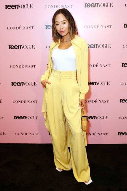 Aimee Song na Teen Vogue Summit 2019