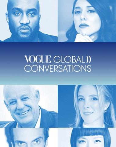 Vogue Global Conversations startují příští týden