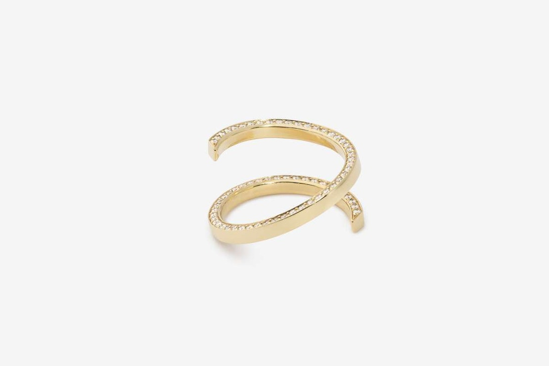 Zlatý prsten s diamanty Lua Océane, Ina Beissner, 3 425 €