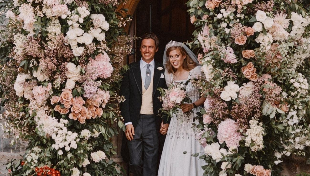 Vše o utajené svatbě princezny Beatrice