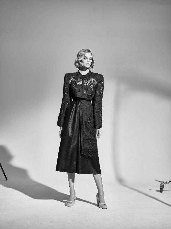 Ulyana Sergeenko Haute Couture podzim - zima 2020/2021        Autor: archiv značky