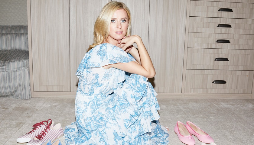 Nicky Hilton: I try to lead a more sustainable lifestyle every day