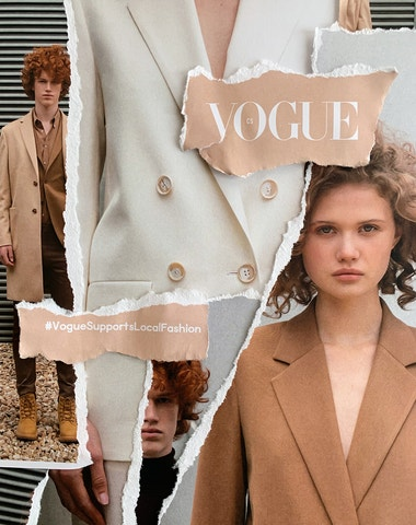 Vogue Supports Local Fashion: Pietro Filipi AW20/21