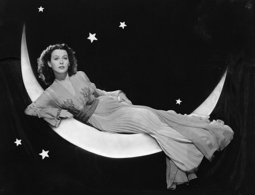 Hedy Lamarr ve filmu The Heavenly Body, 1944