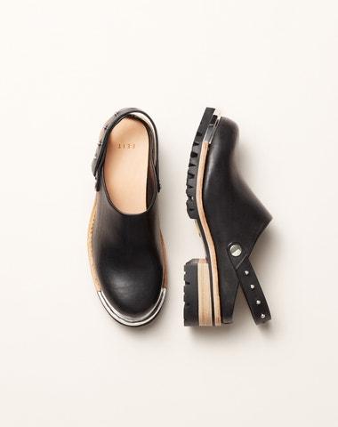 Mohou být dřeváky ideální zimní obuví?