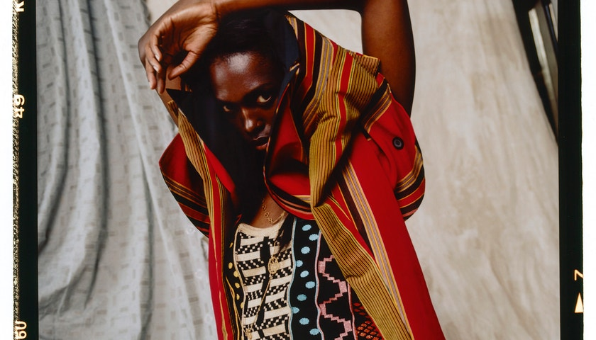 Interview with Laduma Ngxokolo of MAXHOSA