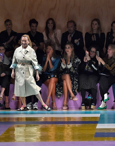 Miuccia Prada: top fashion momenty