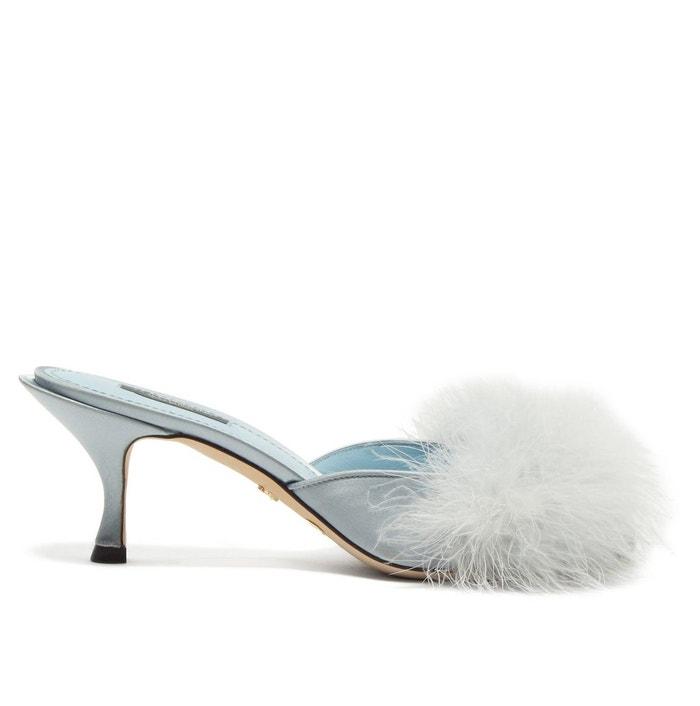 Boty, Dolce & Gabbana (prodává MatchesFashion.com), 14 959 Kč Autor: archiv MatchesFashion.com