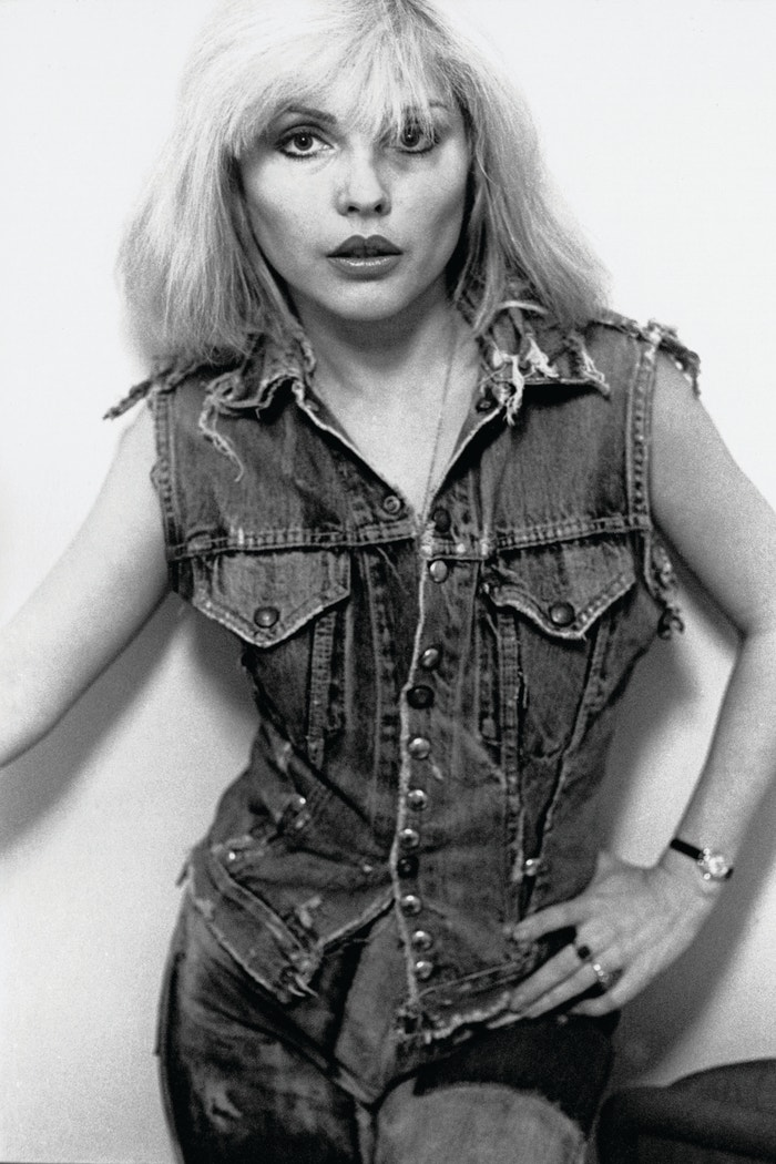 Debbie Harry  Autor: Chris Stein / Morrison Hotel Galler