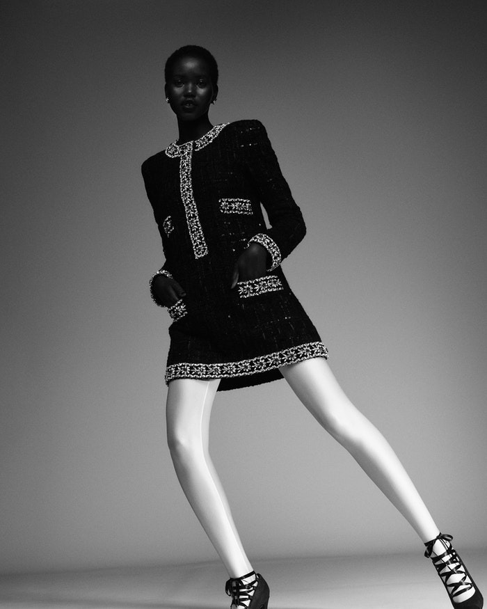 Chanel Haute Couture podzim - zima 2020/2021       Autor: Mikael Jansson