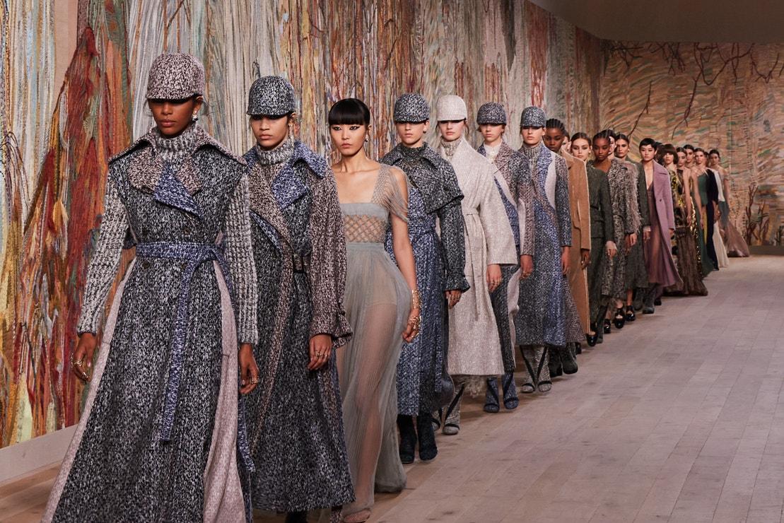 Dior Haute Couture podzim - zima 2021/2022