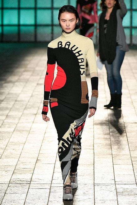 Mary Katrantzou, London Fashion Week, Fall/Winter 2018/19