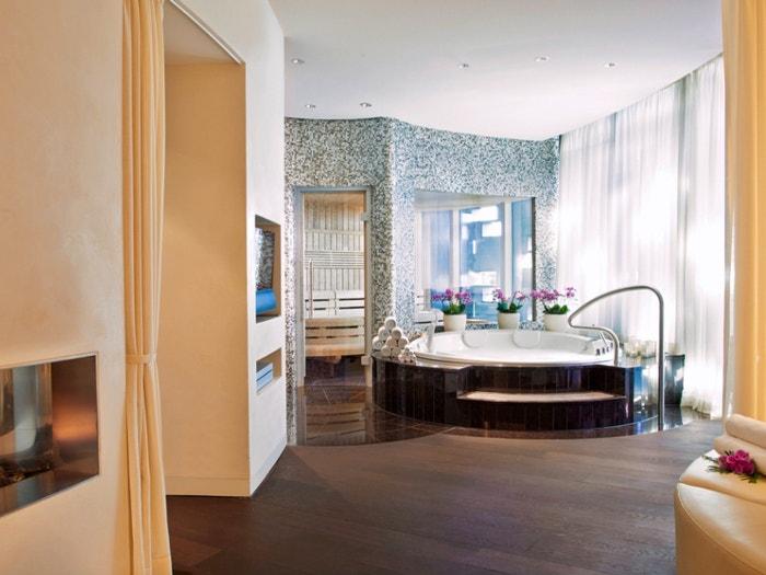 Spa v pětihvězdičkovém hotelu Dolder Grand