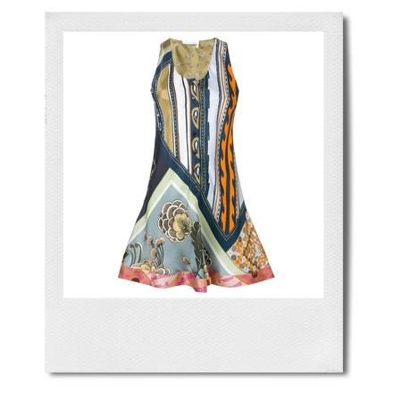 Šaty, Chloé, prodává Farfetch, 1339 €