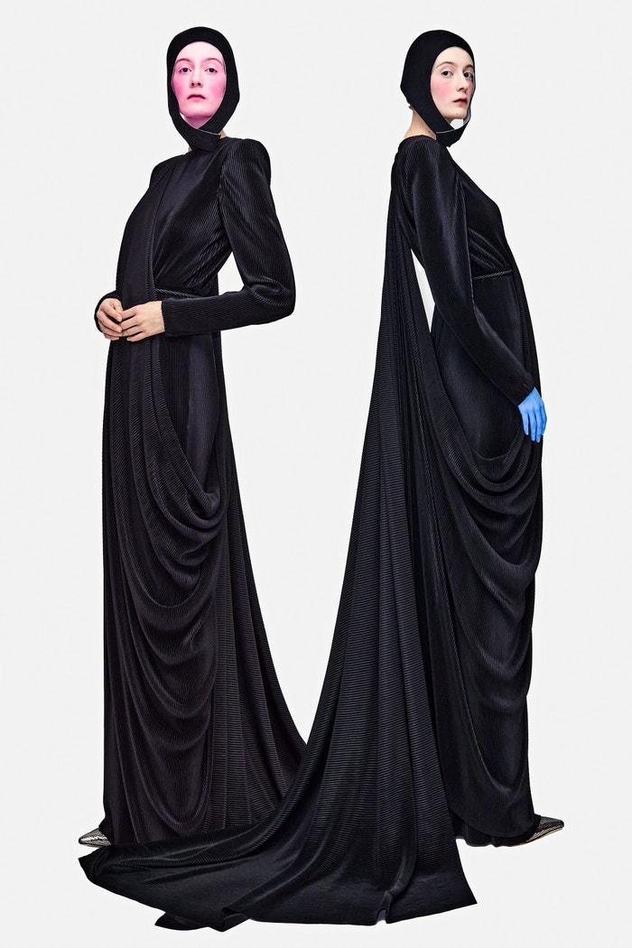 Ronald van der Kemp, haute couture, jaro 2021