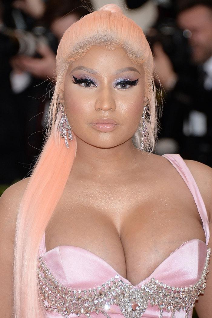 Nicki Minaj Autor: Getty Images