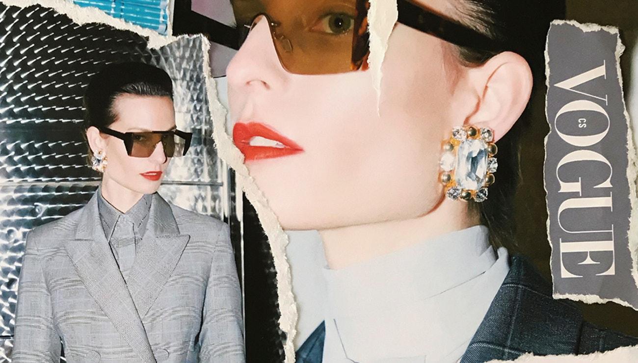 Vogue Supports Local Fashion: Zuzana Kubíčková Pop & Couture 2020