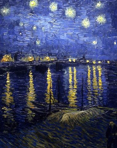 Soukromý vesmír Vincenta van Gogha