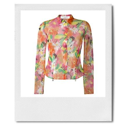Košile, Dior, info o ceně v obchodě