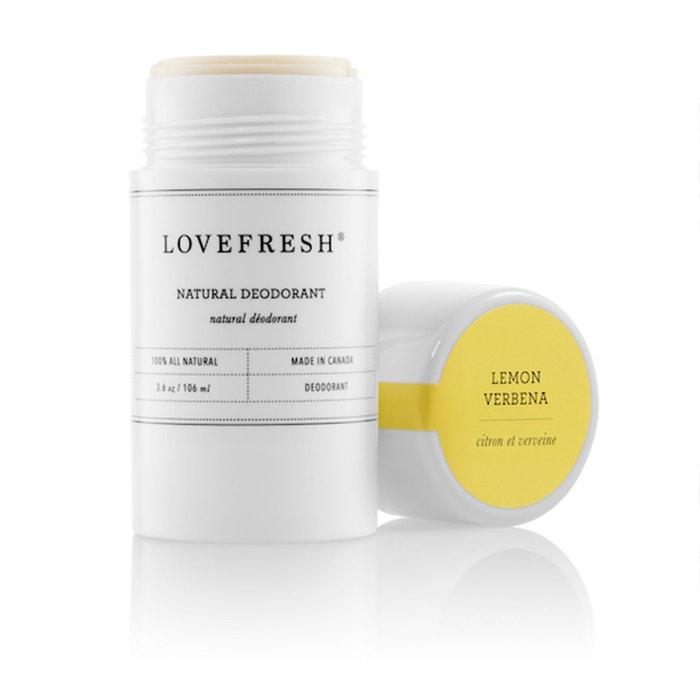 Přírodní deodorant Lemon Verbena, LOVEFRESH, prodává Fann Beauty Atelier, 749 Kč