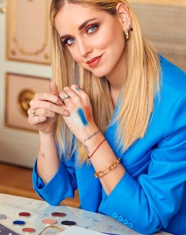 Chiara Ferragni o nové make-up kolekci, štěstí, snech a životu online