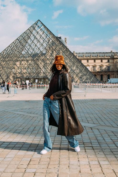 Mona Tougaard, Paris Fashion Week Fall 2021