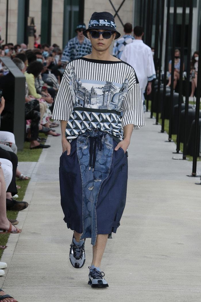 Dolce & Gabbana Spring-Summer 2021 Autor: COURTESY OF Dolce & Gabbana