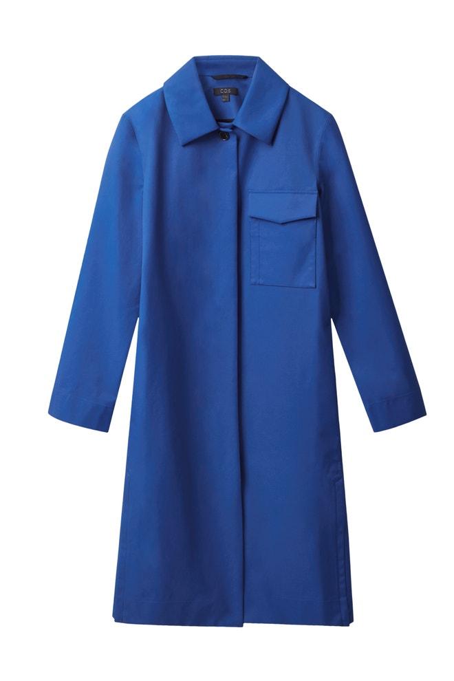 Kabát, COS, info o ceně v obchodě