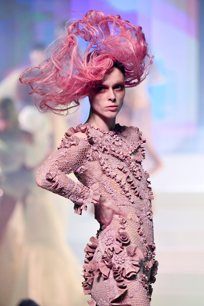 Jean Paul Gaultier Haute Couture Spring/Summer 2020  Autor: Getty Images