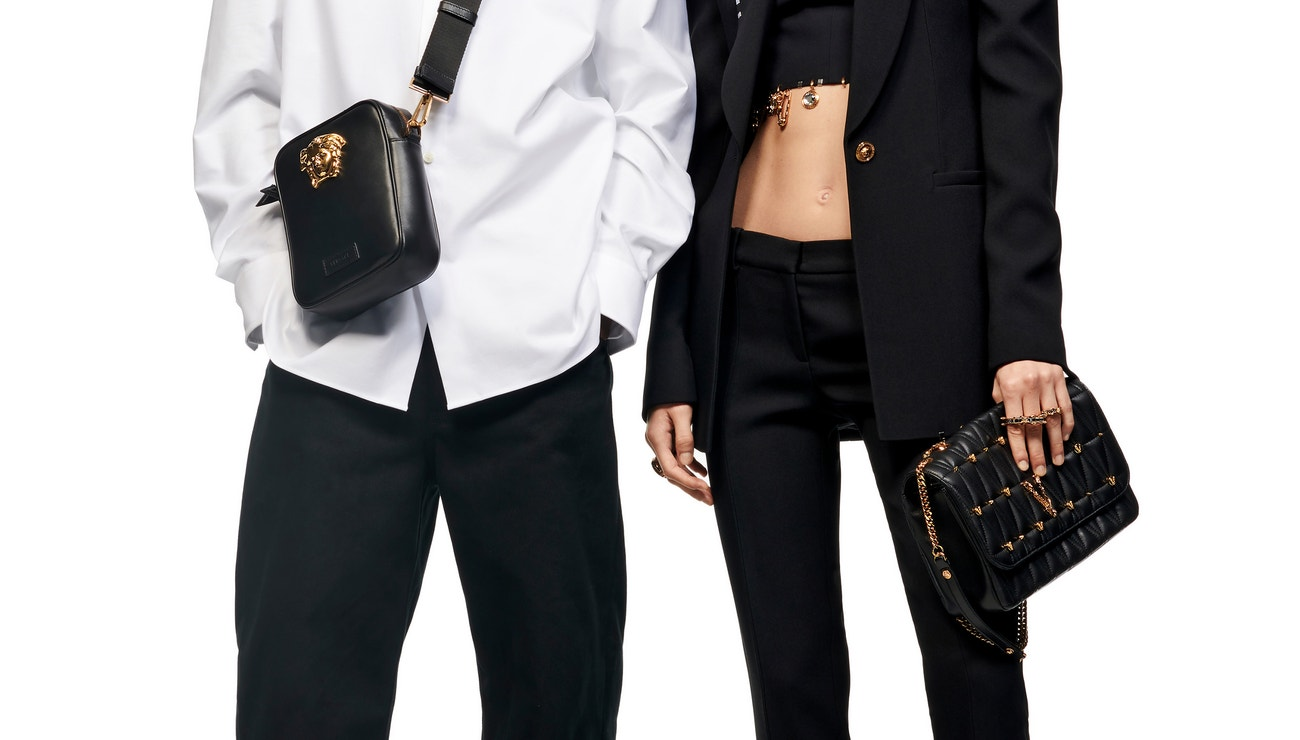 Versace Pre-Fall 2021