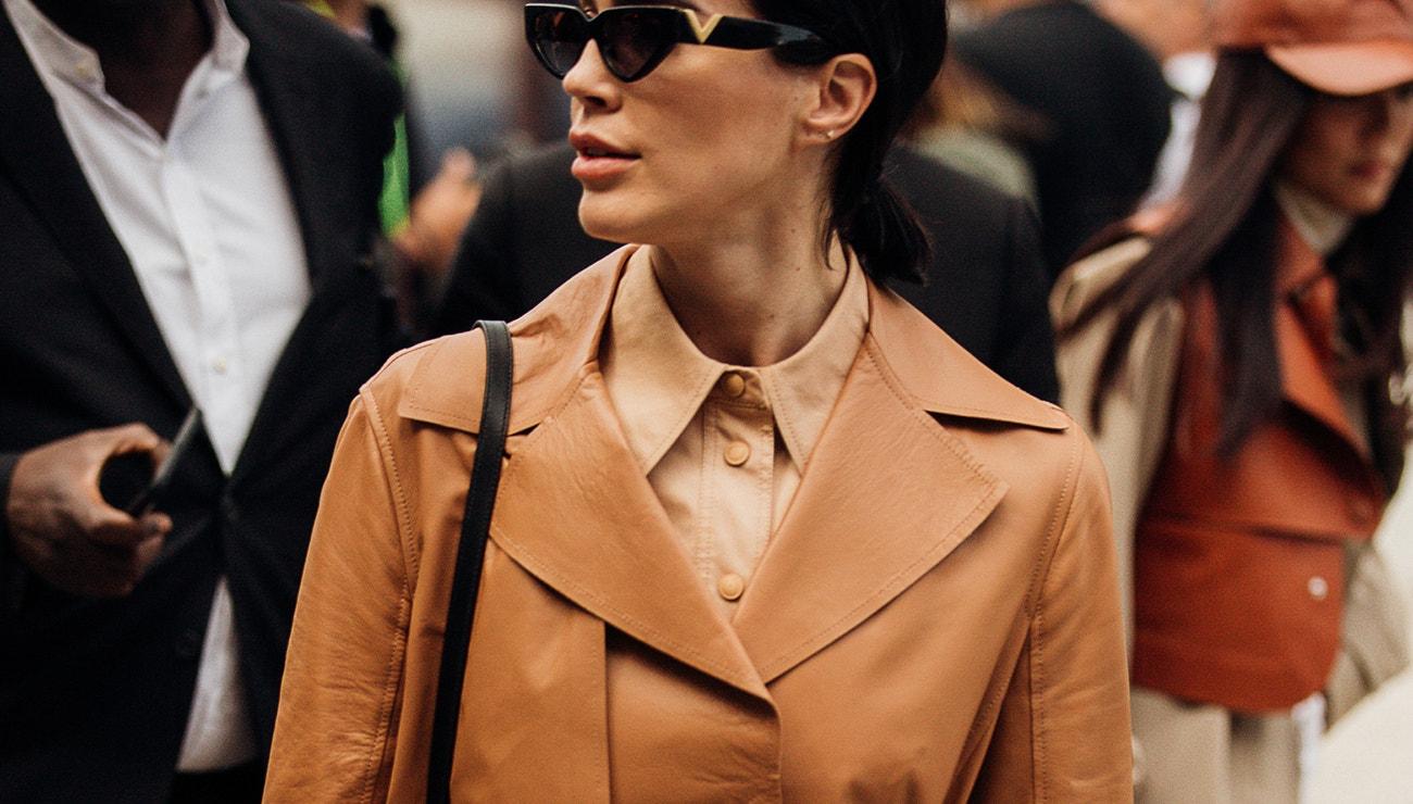 #VogueObsession: 15 příkladů, jak nosit kůži