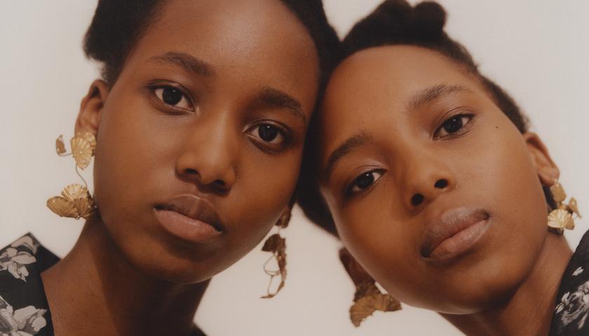 Beauty inspirace z londýnského fashion weeku