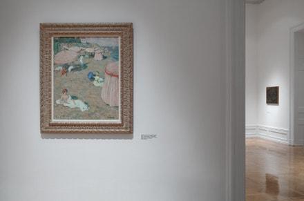 Výstava Bonjour, Monsieur Gauguin: Čeští umělci v Bretani