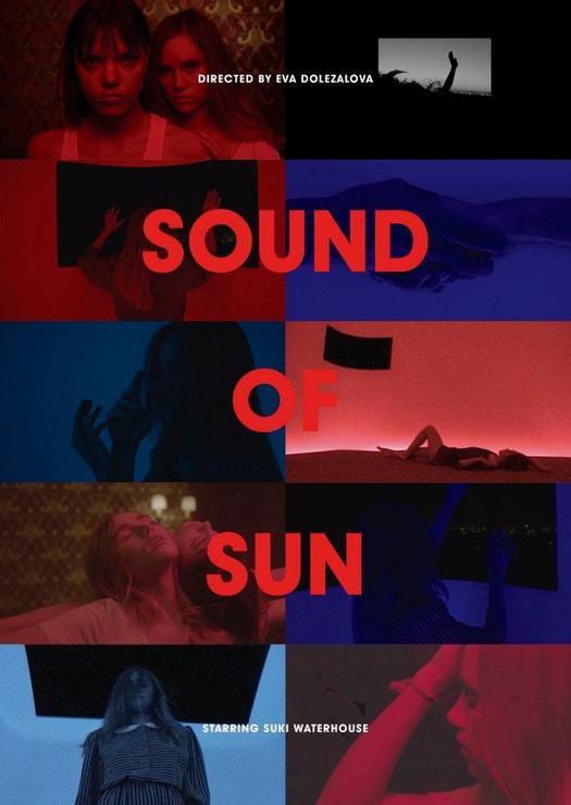 Plakát k Sound of Sun