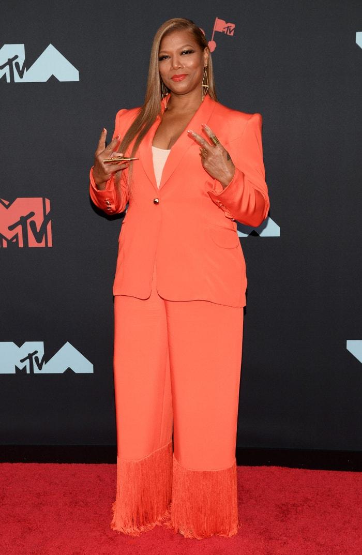 Queen Latifah v obleku od Sergio Hudson Autor: Getty Images